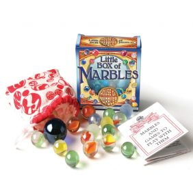 LITTLE BOX OF MARBLES #205251
