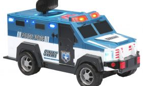 SWAT TRUCK-ROAD ROCKERS LIGHT