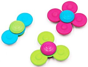 WHIRLY SQUIGZ - FUN LITTLE SPINNERS!