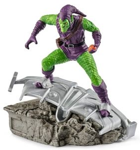 MARVEL GREEN GOBLIN FIGURE