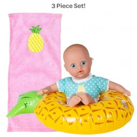 PINEAPPLE SPLASH TIME BABY TOT