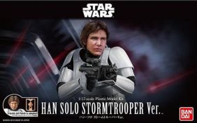 1/12 STAR WARS HAN SOLO STORMT