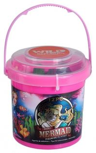 MINI MERMAID BUCKET PLAYSET