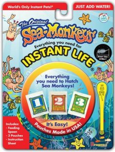SEA-MONKEYS INSTANT LIFE