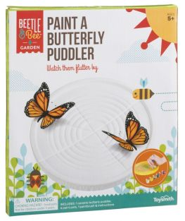 PAINT A BUTTERFLY PUDDLER KIT