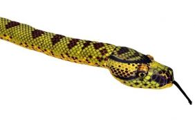 "ANACONDA 54"" SNAKE PLUSH"