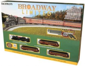 N BROADWAY LIMITED PASSENGER T