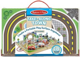 TAKE-ALONG TOWN PLAYSET #30141