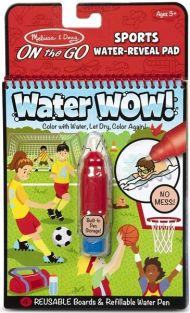 SPORTS WATER WOW! ON THE GO