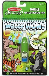 JUNGLE WATER WOW! ON THE GO WATER-REVEAL