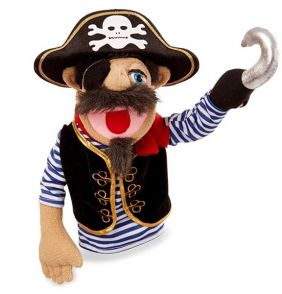 PIRATE PUPPET #2