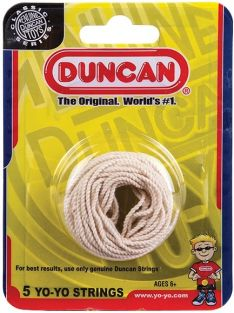 DUNCAN YO-YO STRINGS 5-PACK #3