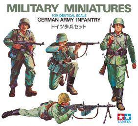 MM102-GERMAN ARMY INFANTRY MOD