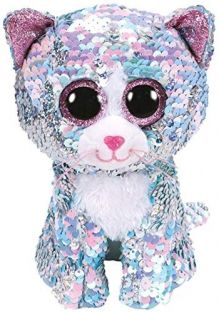 "WHIMSY CAT-FLIPPABLES 10"" SEQU"