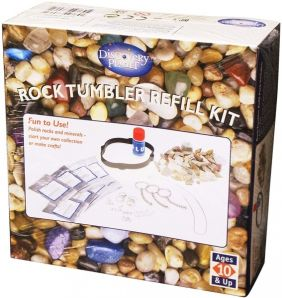 ROCK TUMBLER REFILL KIT #36925