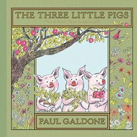 THE THREE LITTLE PIGS-FOLK TAL