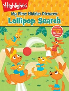 LOLLIPOP SEARCH-MY FIRST HIDDE