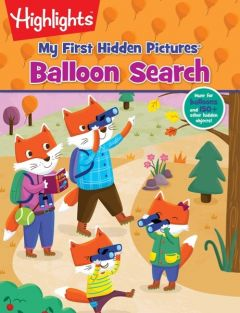 BALLOON SEARCH-MY FIRST HIDDEN