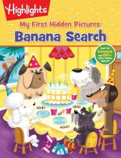 BANANA SEARCH-MY FIRST HIDDEN