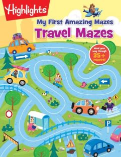 TRAVEL MAZES-MY FIRST AMAZING
