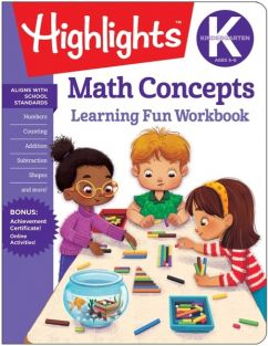 MATH CONCEPTS-KINDERGARTEN WOR