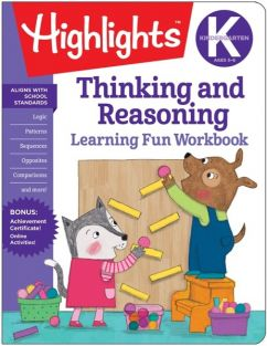 THINKING AND REASONING-KINDERG
