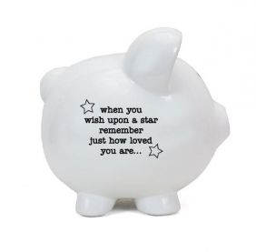 WISH UPON A STAR PIGGY BANK #3