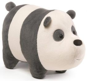 "WE BARE BEARS PANDA 12"" PLUSH"