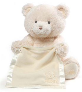 MY FIRST TEDDY PEEK A BOO-CREA