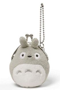 "TOTORO MINI 3"" PLUSH COIN PURS"