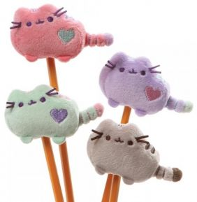 PUSHEEN PLUSH PENCIL TOPPERS