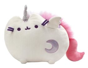 "SUPER PUSHEENICORN 17"" PLUSH"