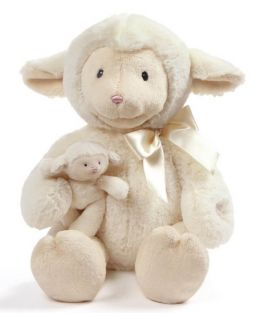 NURSERY TIME LAMB-ANIMATED 10""
