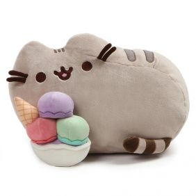 PUSHEEN SNACKABLE SUNDAE 12""