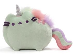 PUSHEENICORN PLUSH WITH SOUND-