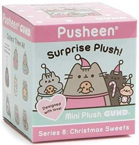 PUSHEEN SURPRISE PLUSH! SER 8