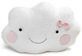 "CLOUD PILLOW 20"" PLUSH"
