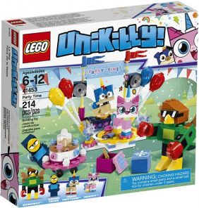 PARTY TIME-UNIKITTY! SET