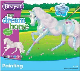PAINT YOUR OWN UNICORN KIT #42