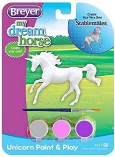 UNICORN PAINT & PLAY-STABLEMAT