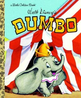 WALT DISNEY'S DUMBO-LITTLE GOLDEN BOOK