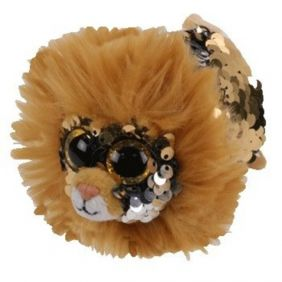 REGAL LION SEQUIN TEENY TYS 4""