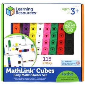 MATHLINK CUBES ACTIVITY SET