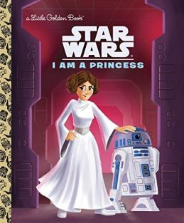 STAR WARS: I AM A PRINCESS-LIT