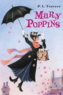 MARY POPPINS PAPERBACK BOOK