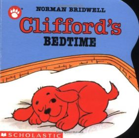 CLIFFORD'S BEDTIME BOARD BOOK