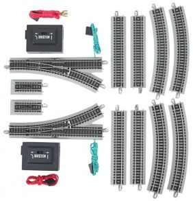 N SCALE E-Z TRACK EXPANDER SET
