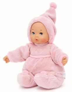 MY FIRST BABY DOLL-POWDER PINK