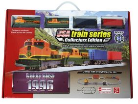 BATTERY POWERED BNSF DIESEL TR