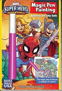 SUPER HERO ADVENTURES MAGIC PE